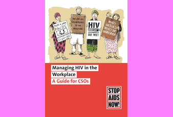 Managing HIV in the Workplace: A Guide for CSOs