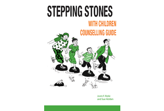 Stepping Stones with Children Counselling Guide