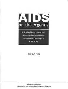 managing and mainstreaming HIV