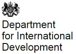 GOV.UK Department of International Development