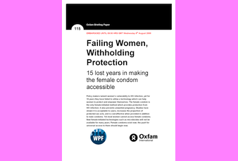 Failing Women, Withholding Protection