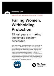 female condom to prevent HIV