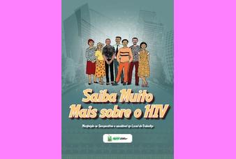 Saiba Muito Mais sobre o HIV: Mantendo-se seropositivo e saudável no local de trabalho
