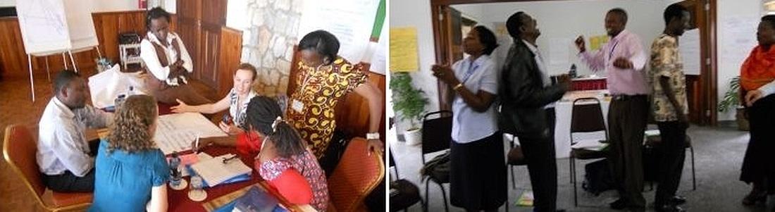 Development Trainer and Facilitator